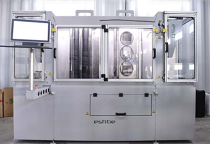 pallet-wrap-manufacturing-machine